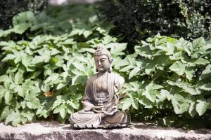 Pravaha Massage München Ayurveda Tiefenentspannung. Buddha.