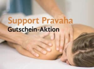 Corona Support für Pravaha Massage München